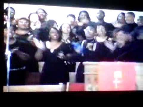 Whitehaven District Reunion Choir 1996 ~ If You're Happy & You Know It, Say Amen