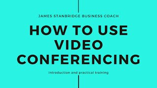 Using Video Conferencing Tools