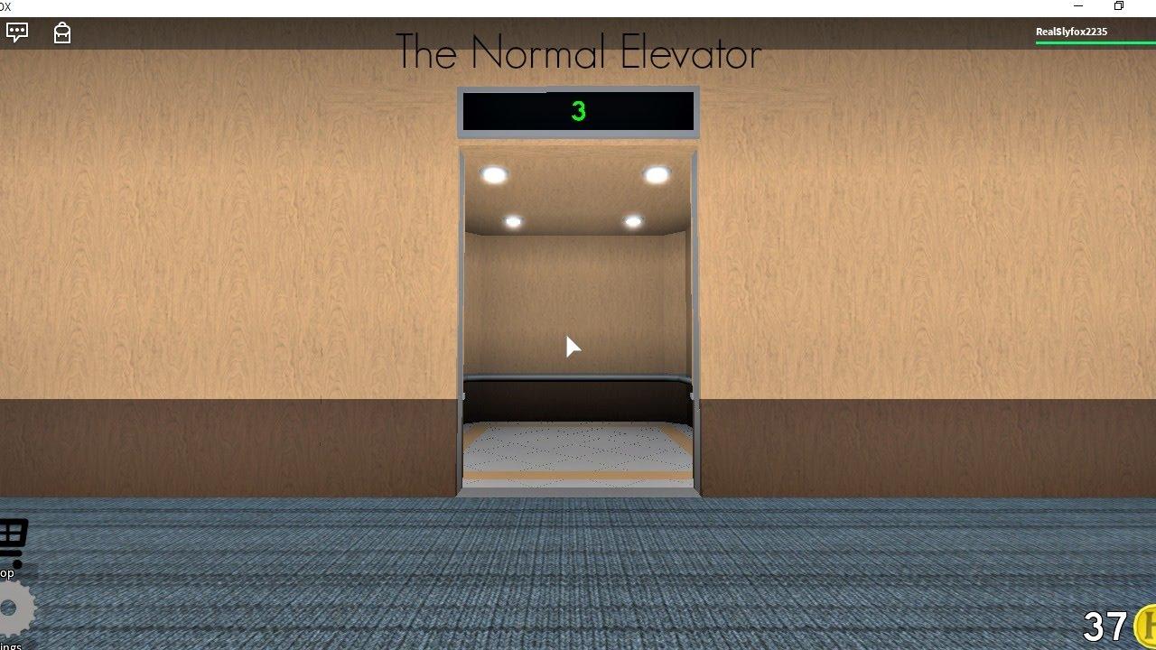 Roblox Normal Elevator Wiki