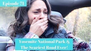 Yosemite National Park, Tenaya Lodge, and One Scary Jeep Tour!