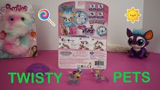 Twisty Pets Unicorns & Puppies From Spin Master