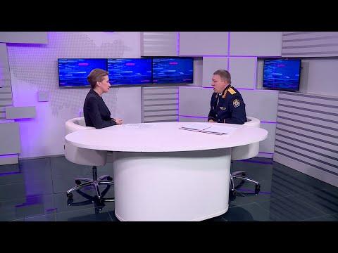 Интервью с Главой Следственного комитета по РБ Денисом Чернятьевым