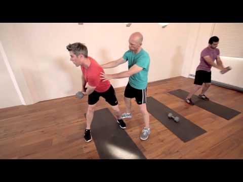 Matt Dawson's Workout: Dumbbell Woodchop