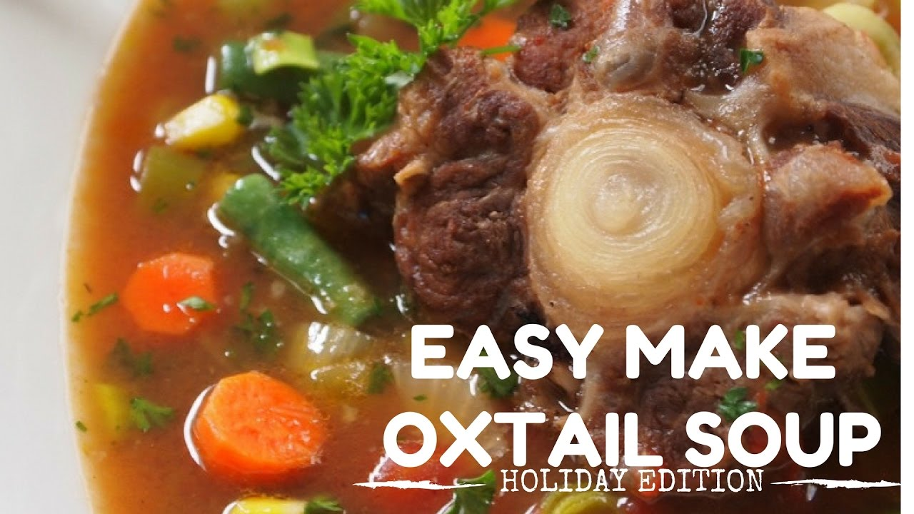 chinese oxtail soup recipe instant pot  sante blog