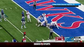 OU Football: Highlights of the Sooners' 45-20 win over Kansas