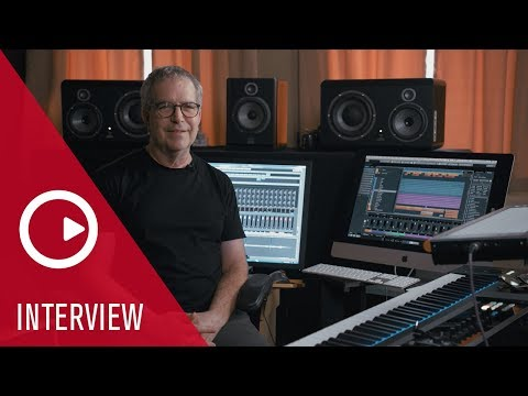 David Kahne on Composing and Mixing with Cubase and Nuendo | Steinberg Spotlights