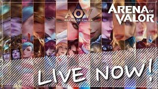 🔴 [LIVE] AOV - KANJEN AOV PART 2