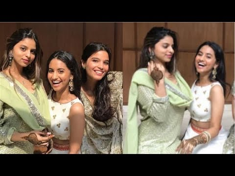 Suhana Khan ENJOYING With Friends At Wedding Celebration INSIDE Video Mp3