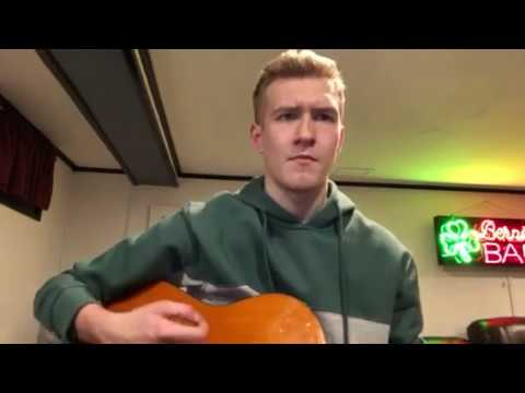 Pretend I Never Loved You - Brett Young Cover