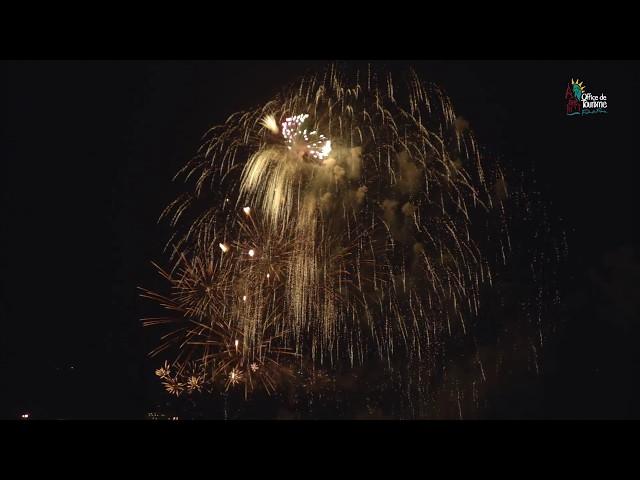 Boucans de la Baie 2016 vidéo HD officielle