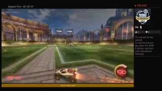 Rocket league gameplay| Trying to get good passes