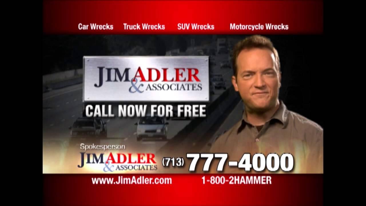 Jim Adler Commercial - YouTube