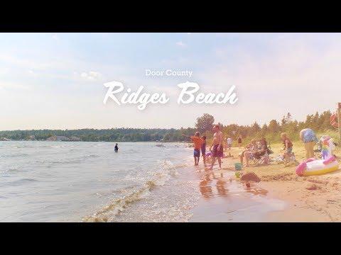 Ridges Beach - Beaches Of Door County, Wisconsin