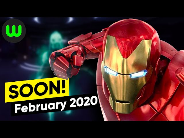 15 Upcoming Games of February 2020 (PC, PS4, Switch, XB1) | whatoplay