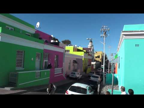 Cape Town - Table Mountain - Bo-Kaap - Company's Garden
