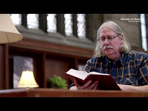 James Conant - Alexander von Humboldt-Professur 2017 (DE)