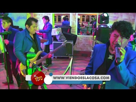 VIDEO: GRUPO TRIPLE X - Cinco Minutos - Agua Helada - En Vivo - WWW.VIENDOESLACOSA.COM - Cumbia 2017