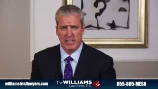 Types of Doctors That Diagnose & Treat Patients with Mesothelioma – NY Lawyer Joe Williams explains