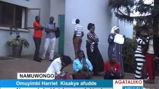 Omuyimbi Harriet Kisakye afudde