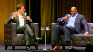 QuickBooks Connect 2014 - Earvin Magic Johnson in conversation with Bill Rancic