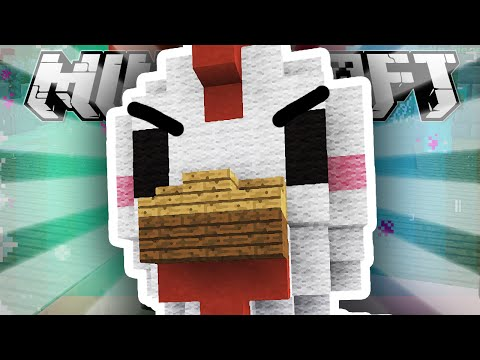 Thumbnail: Minecraft | OBEY THE CHICKEN GOD!!