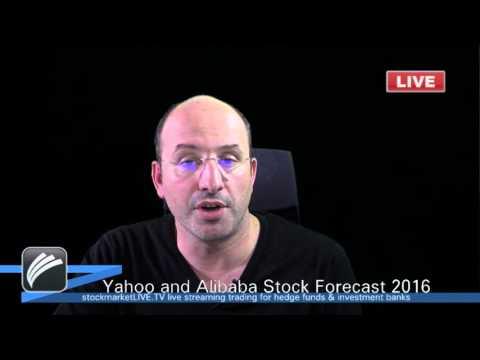 Yahoo Stock Analysis and Alibaba Stock Forecast 2016