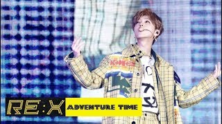 Скачать Fancam 181006 Luhan Adventure Time RE X In Beijing