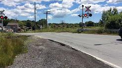 VIA Rail#15 At Windsor Junction