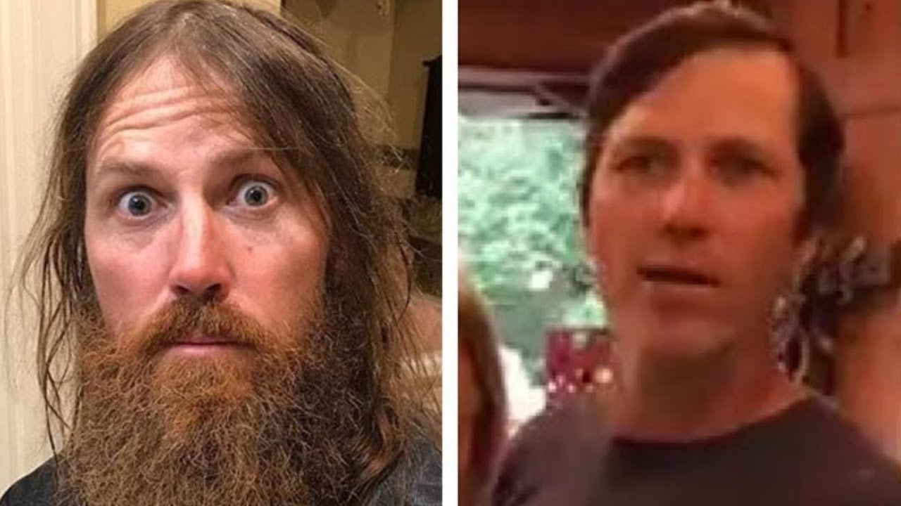 duck dynasty star jase robertson shaved his beard for a
