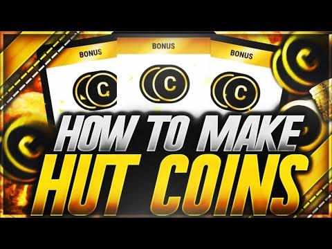 HOW TO MAKE A LOT OF COINS IN NHL 18!!! 'FAST & EASY'