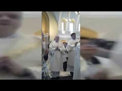 St John The Apostle Catholic Church Dedication Ending 08/03/2012