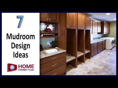 Marvelous Mudroom Designs - Interior Design 2018