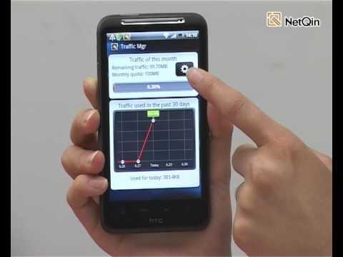 NetQin Mobile Security & Antivirus Tutorial (Italiano)
