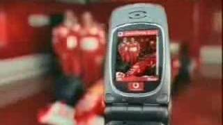 Michael Schumacher - Vodafone Ad 1.