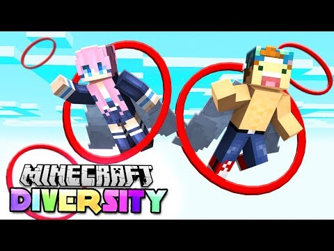 HOW MANY RINGS CAN YOU FLY THROUGH?!   Diversity w/LDShadowLady #17