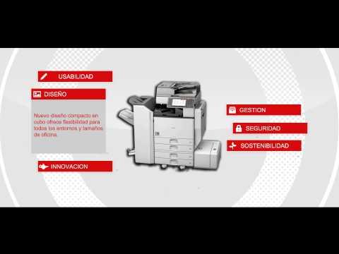 ricoh aficio mp 3500 manual