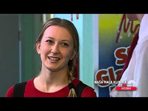 HAYAT TV: NAŠA MALA KLINIKA - najava serije za 30 12 2015