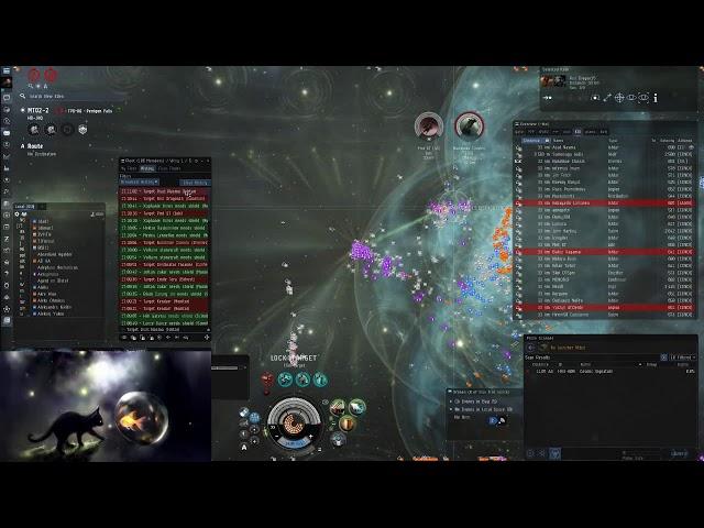 Eve Online Новости. | Первая Совмесная атака Ру комьюнити. [03]