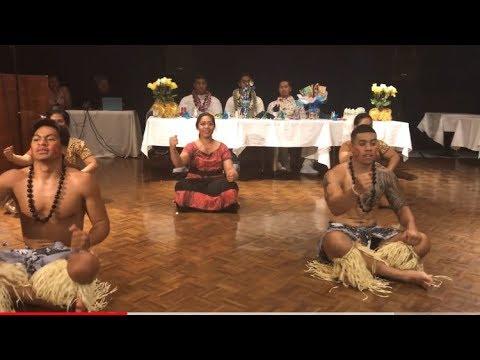 Highline College Samoan dance