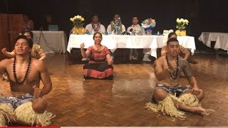 Highline College Samoan dance