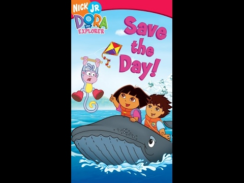 Opening to Dora the Explorer: Save the Day! 2006 VHS - YouTube