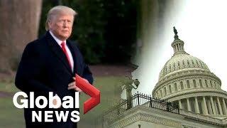Ex-Giuliani associate contradicts Trump on Ukraine scandal