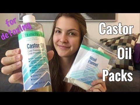 How to: Castor Oil Pack | Detoxing