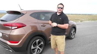 Hyundai Tucson 2016 Videos