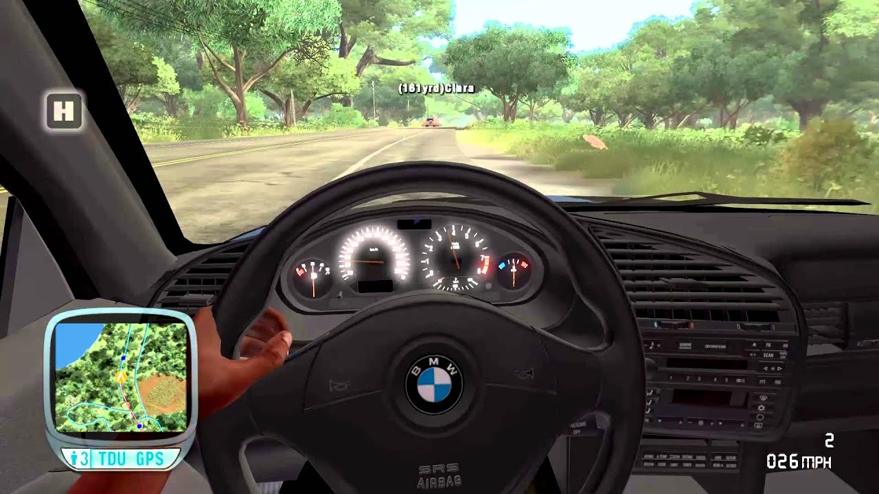 Test Drive Unlimited Bmw M3 E36 Youtube