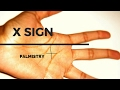 LETTER X ON THE HANDS PALMISTRY mp3