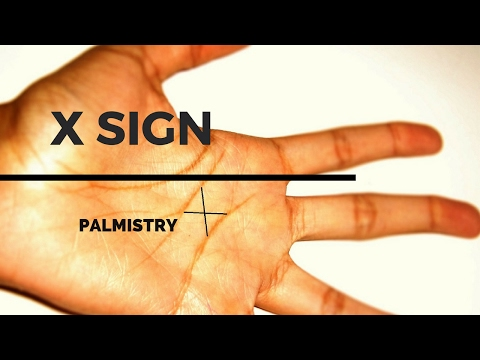 LETTER X ON THE HANDS-PALMISTRY (PART 1)