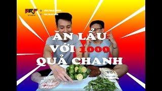 SINH VIÊN ĂN GÌ: ĂN LẨU VỚI 1000 QUẢ CHANH - Eat hotpot with 1000 lemons