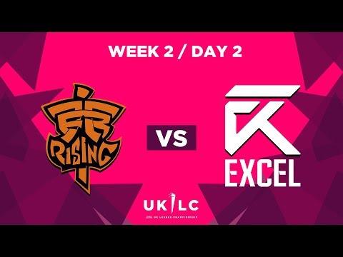377b9bde21f Fnatic Rising vs. Excel UK