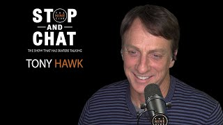 Tony Hawk - Stop And Chat | The Nine Club With Chris Roberts